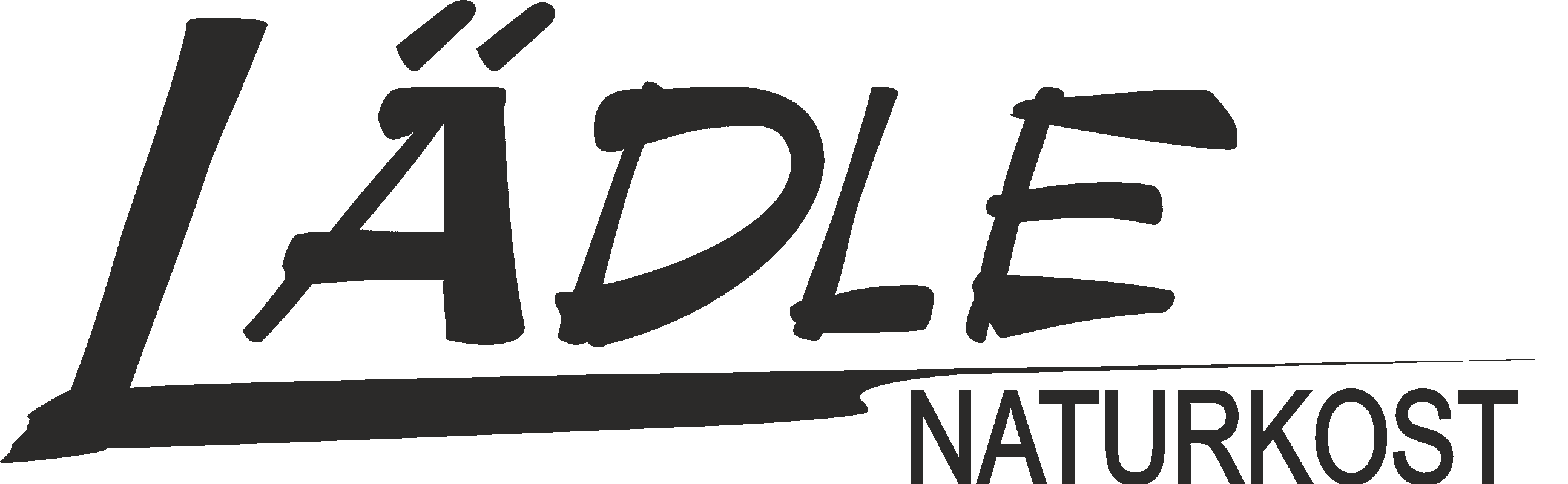 Lädle Naturkost Logo